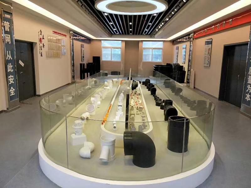 贺2019年5月8日上午11:18,腾远集团武汉生产基地--武汉齐力得管业有限公司开业大吉!