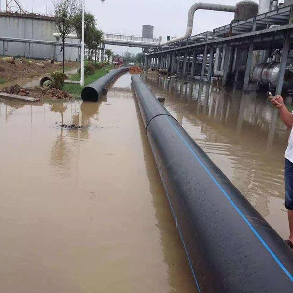 市政给水项目