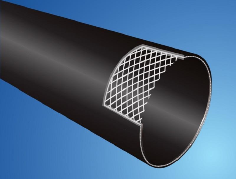钢丝网增强聚乙烯复合管